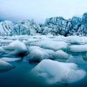 ارتفاع معدل ذوبان جليد