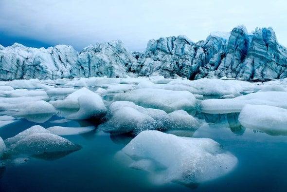 """ارتفاع معدل ذوبان جليد """"جرينلاند"""" خلال الـ20 عامًا الماضية"""