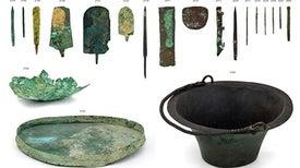 معرفة مصدر النحاس في مصر القديمة