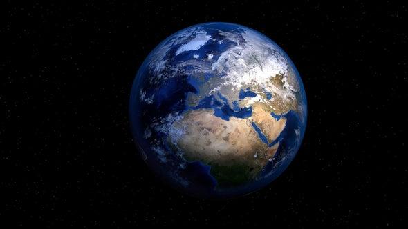 تكوُّن القمر كان سببًا في نشأة المياه والحياة على الأرض