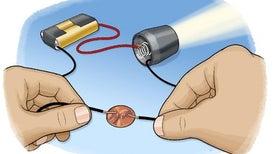 ما هي المواد الموصلة للكهرباء؟