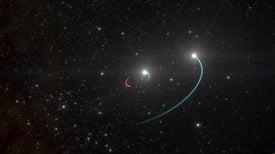 علماء الفلك ربما عثروا على أقرب ثُقب أسود إلى الأرض