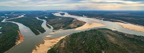 السدود والخزانات تعوق حركة 63% من الأنهار الطويلة حول العالم