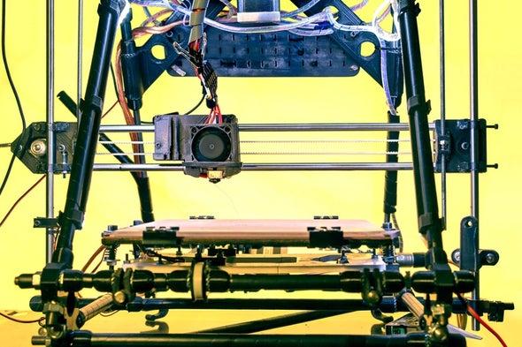 الطابعات ثلاثية الأبعاد قد تُسهم في نشر أسلحة الدمار الشامل
