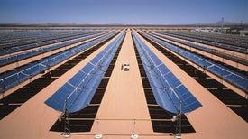 التنظيف الفصلي يرفع كفاءة نظم الطاقة الكهروضوئية