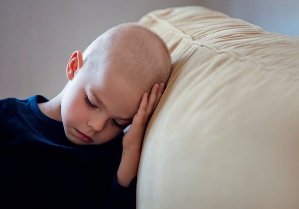 Children's leukemia cells can not hide from the immune system