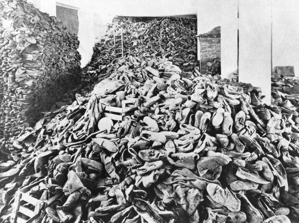 عالِم أحياء يتتبع الكفاءة المروعة لآلة القتل النازية