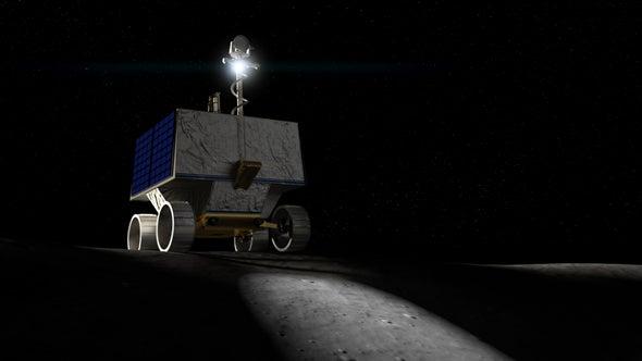 هل زيادة حركة الرحلات إلى سطح القمر تلوِّث جليده الثمين؟