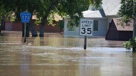 """تحذيرات من """"معاناة إنسانية غير مسبوقة"""" بسبب تغيرات المناخ"""
