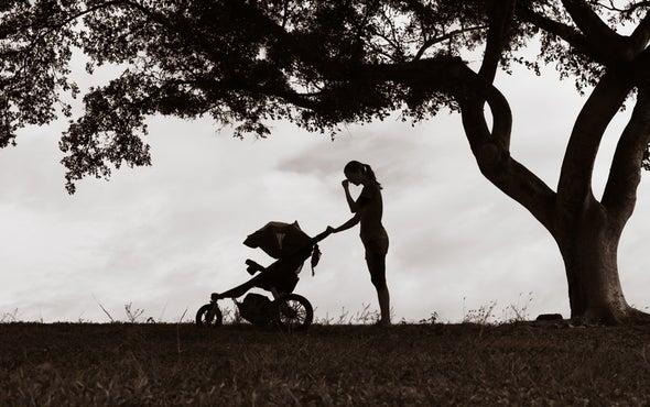 الوقاية من اكتئاب الفترة المحيطة بالولادة