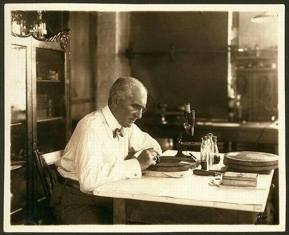 إميل برلينر.. مخترع خاصمته الشهرة وصادقه المال