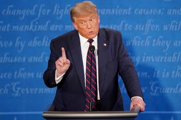 كيف يمكن أن يكون ترامب قد تسبَّب في تعريض بايدن وآخرين لخطر الإصابة بفيروس كورونا في المناظرة