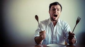 هل أنت حقًّا أنت عندما تكون جائعًا؟