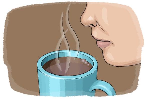 كيف يصبح الطعام الساخن حلوَ المذاق بما يكفي؟