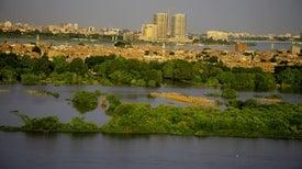 فيضان السودان.. النيل الغاضب ضحية المناخ المتطرف