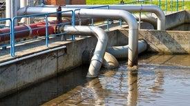 معالجة مياه الصرف بالأوزون قد تؤدي إلى إنتاج مركبات سامة