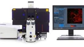 تقنيات مجهرية حديثة لدراسة الظواهر البيولوجية