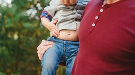 «الأبوة» قد تكون حافزًا لضبط الوزن