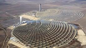 تخزين الحرارة لتوليد كهرباء من الطاقة الشمسية طوال الوقت