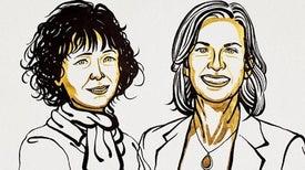فوز الفرنسية «إيمانويل شاربنتييه» والأمريكية «جينيفر دودنا» بجائزة نوبل في الكيمياء لعام 2020.. لدورهما في تطوير تقنية «كريسبر-كاس 9» لتحرير الجينوم