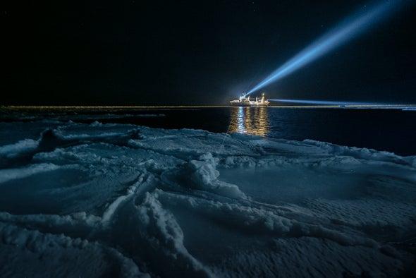 استغلال القطب الشمالي وأضراره المُحتَمَلة على الحيوانات صغارها وكبارها