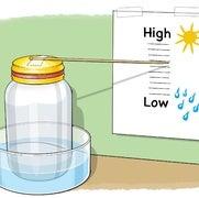 قياس ضغط الهواء
