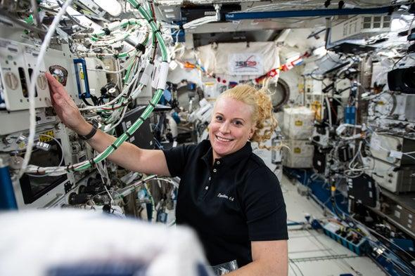 ناسا تخطط لحصر جميع الكائنات الحية الدقيقة على متن محطة الفضاء الدولية