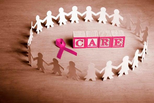 """خلايا سرطان الثدي """"تلتهم نفسها"""" لتبقى على قيد الحياة"""