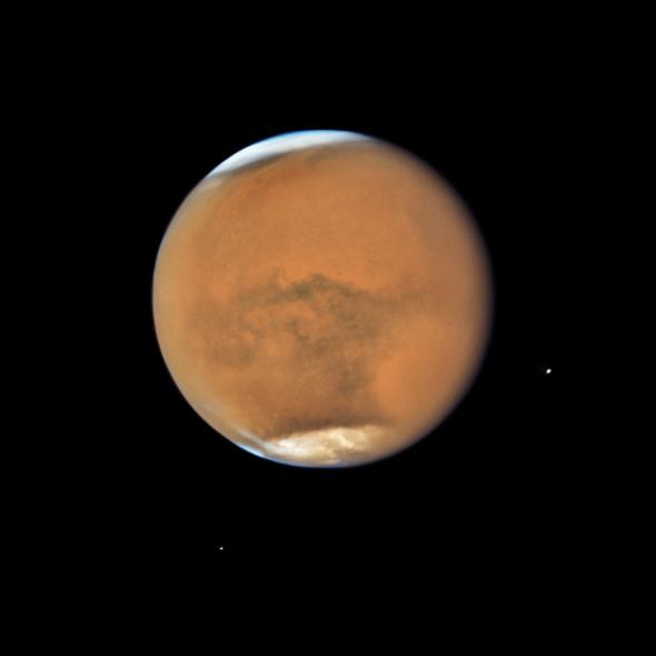"""الحياة على المريخ """"مستحيلة"""" باستخدام تكنولوجيا اليوم"""