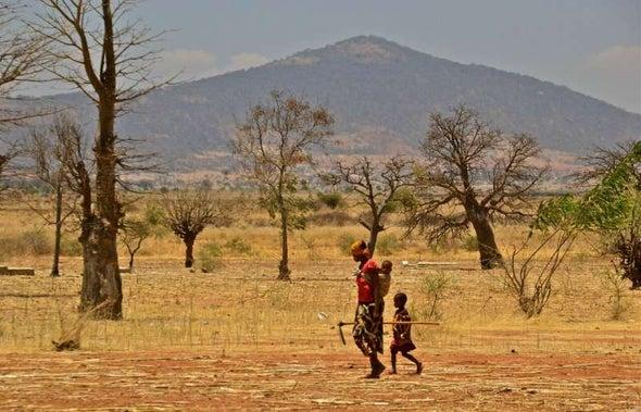 تغير المناخ يهدد النظم الغذائية للأطفال