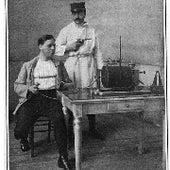 الأسلحة النارية في خدمة الطب