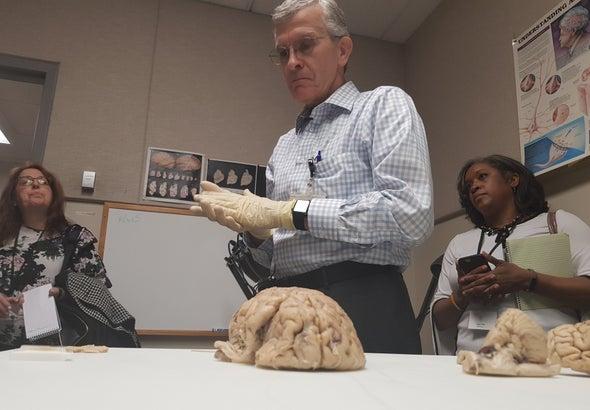 وسيلة مواصلات تخترق عمق الدماغ