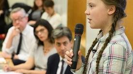 أطفال يغيرون آراء آبائهم بشأن التغير المناخي