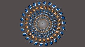 الدماغ يحتاج إلى 15 مللي ثانية للتعرف على الأوهام البصرية