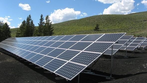 خلايا شمسية بتكلفة أقل وقدرات أعلى