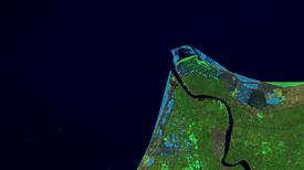 التدخلات البشرية تؤدي لنمو 1500 دلتا نهر ليس من بينها النيل