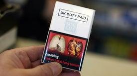 ردع المدخن يبدأ من علبة السجائر