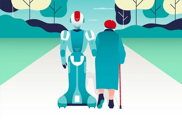 الروبوتات الاجتماعية تنسجم جيدًا مع الآخرين