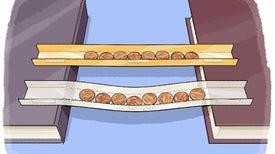 من أي مادة تُصنع أقوى الجسور؟