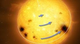 علماء يقيسون دوران النجوم الشبيهة بالشمس لأول مرة