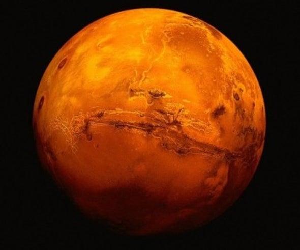 """""""الزركون"""" يكشف معلومات مثيرة عن المريخ"""