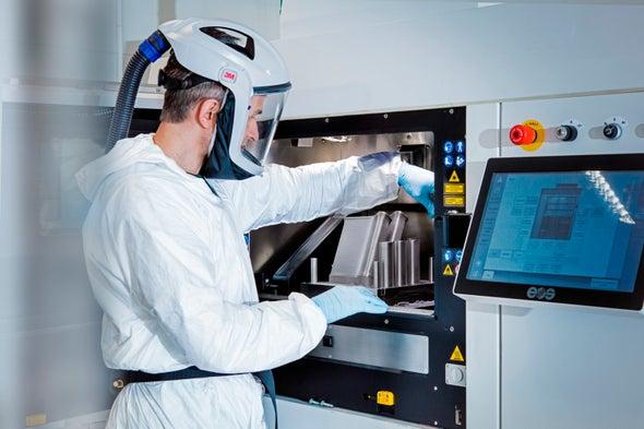 الطباعة ثلاثية الأبعاد.. والثورة الصناعية الرابعة