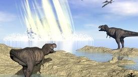 الكويكب الذي غير تاريخ الأرض
