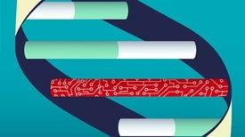 تخزين البيانات في الحمض النووي أصبح أقرب مما نتخيل