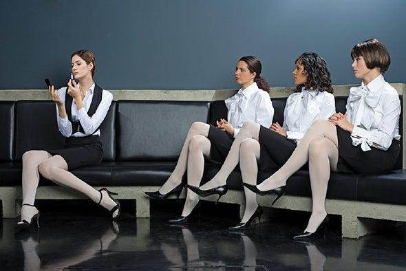 اختلاف منظور الرجال والنساء لاستخدام مساحيق التجميل في بيئة العمل