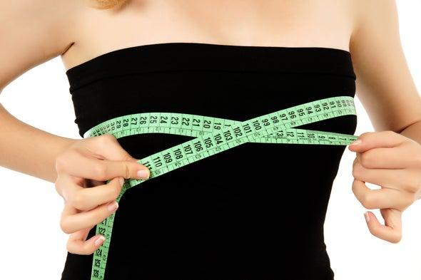 حجم الثدي مهم