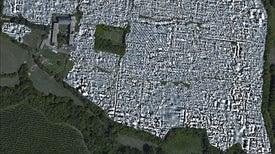 اكتشاف مدينة رومانية أثرية كاملة دون حاجة إلى تنقيب