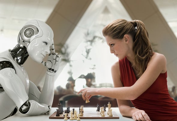 الآلات التي تتحدث إلينا يمكنها قريبًا أن تشعر بمشاعرنا أيضًا