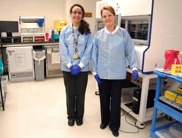 مصرية تشارك في تطوير اختبار لتشخيص فيروس «كورونا»