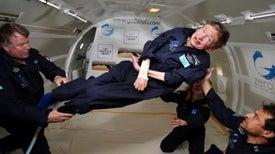 """«ستيفن هوكينج» يرتحل عن عالمنا حاملًا معه """"سر الكون"""""""
